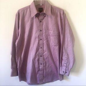 JOS. A. BANK Traveler's Collection Button Shirt